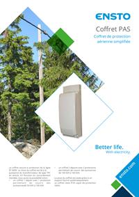 Brochure: Coffret de protection aérienne simplifiée - PAS